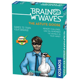 Brain Waves - The Astute Goose
