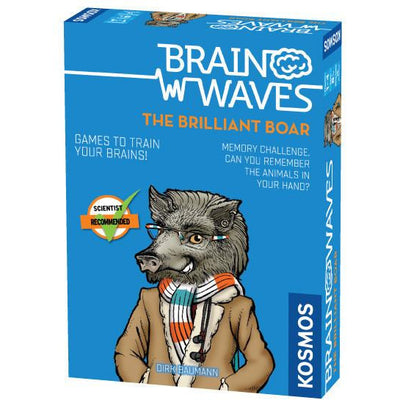 Brain Waves - The Brilliant Boar product-item1