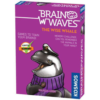 Brain Waves - The Wise Whale product-item1