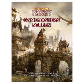 Warhammer Fantasy RPG 4th Edition: Gamemasters Screen