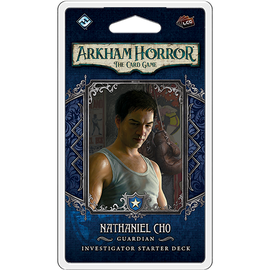 Arkham Horror: The Card Game - Nathaniel Cho Investigator Starter Deck
