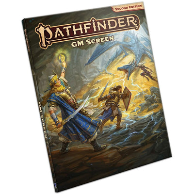 Pathfinder 2nd Edition: GM Screen product-item1