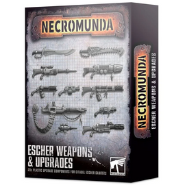 Necromunda - Escher Weapons & Upgrades