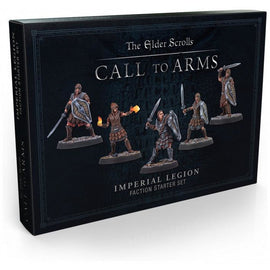 The Elder Scrolls: Call To Arms - Imperial Legion Plastic Faction Starter Set