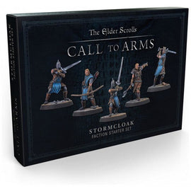 The Elder Scrolls: Call To Arms - Stormcloak Plastic Faction Starter Set