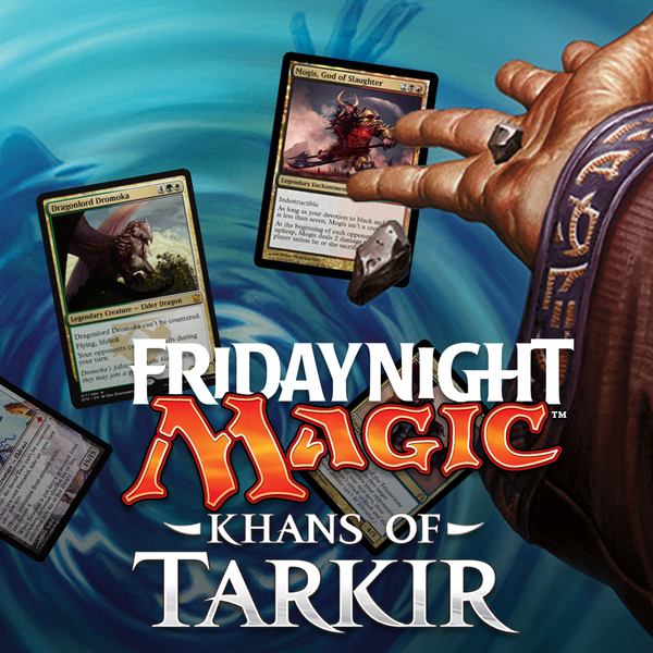 Draft Through Time: Khans of Tarkir - 9 April 2021