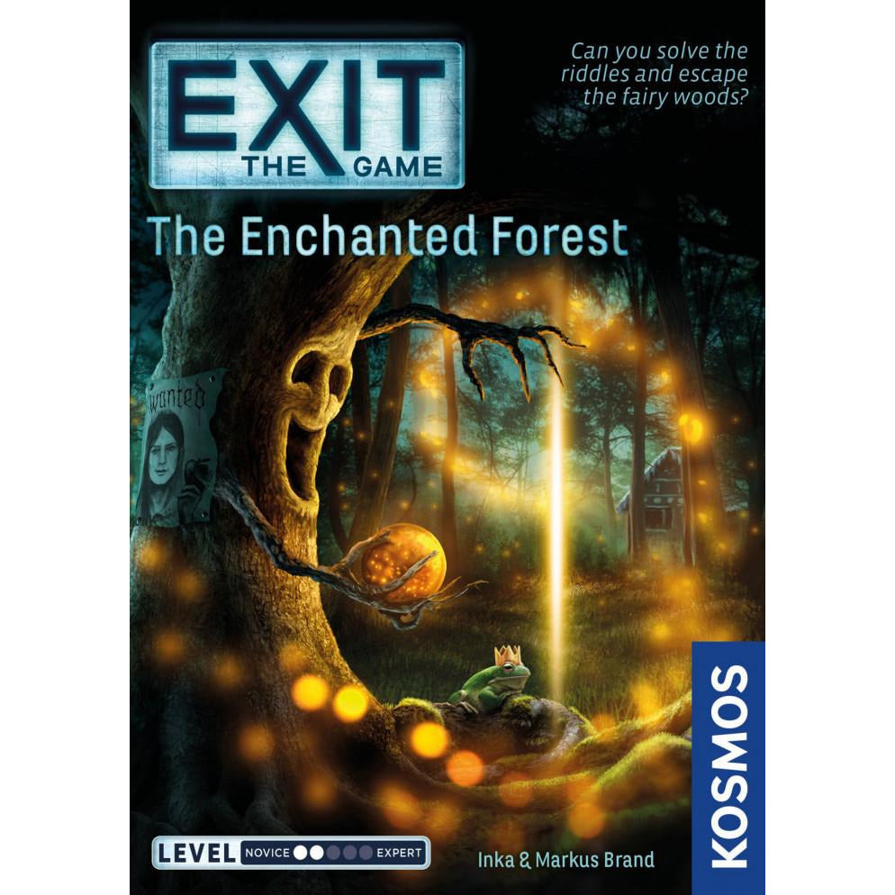Exit: the Game - The Enchanted Forest