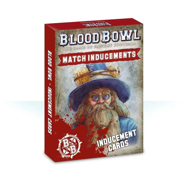 Blood Bowl - Match Inducements
