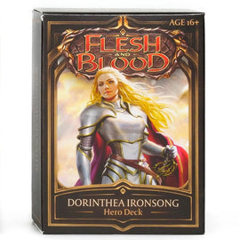Flesh and Blood: Welcome to Rathe - Dorinthea Ironsong Hero Deck
