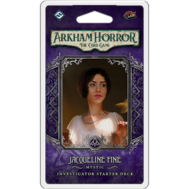Arkham Horror: The Card Game - Jacqueline Fine Investigator Starter Deck