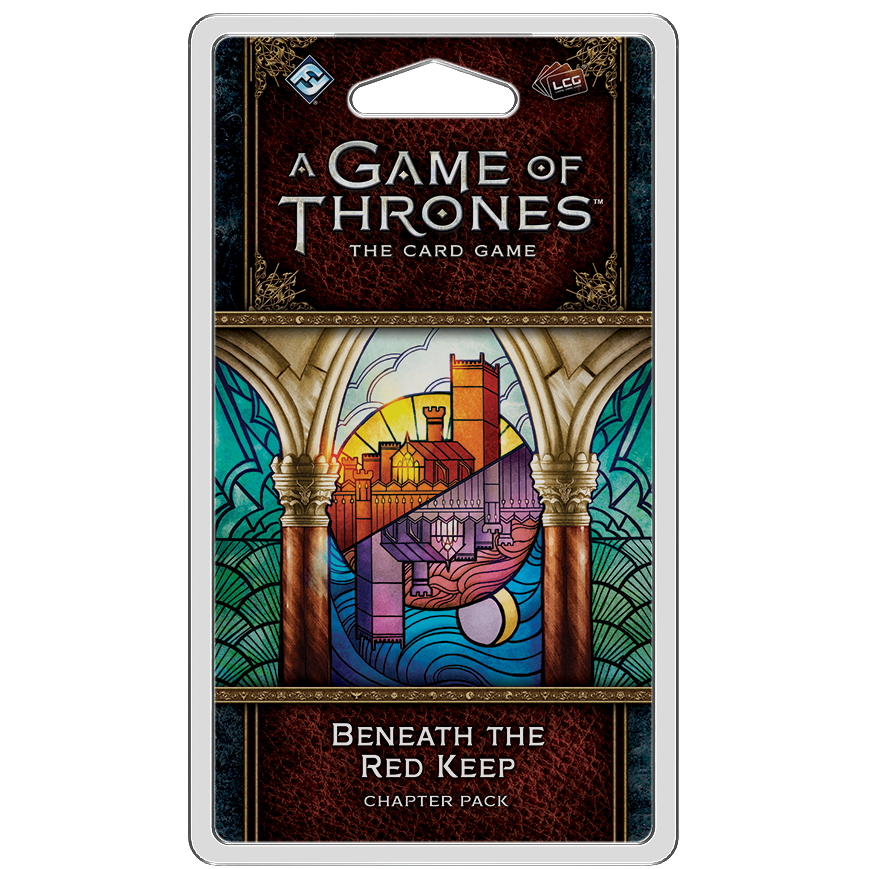 A Game of Thrones: The Card Game - 2nd Edition - Beneath the Red Keep