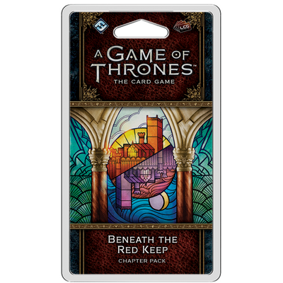 A Game of Thrones: The Card Game - 2nd Edition - Beneath the Red Keep product-item1