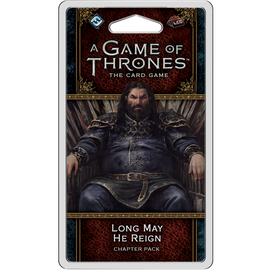 A Game of Thrones: The Card Game - 2nd Edition - Long May He Reign