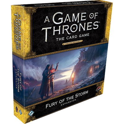 A Game of Thrones: The Card Game - 2nd Edition - Fury of the Storm product-item1
