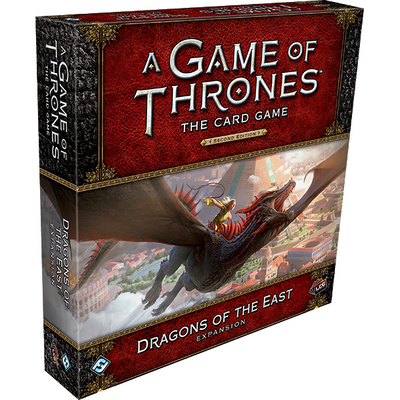 A Game of Thrones: The Card Game - 2nd Edition - Dragons of the East product-item1