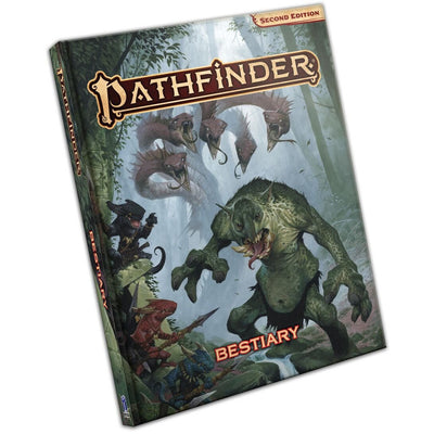 Pathfinder 2nd Edition: Bestiary product-item1