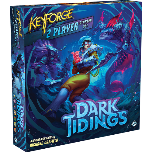 KeyForge: Dark Tidings - Two-Player Starter Set