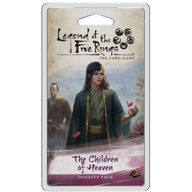 Legend of the Five Rings: The Card Game - The Children of Heaven