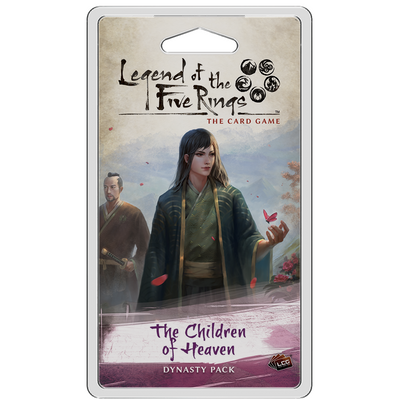 Legend of the Five Rings: The Card Game - The Children of Heaven product-item1