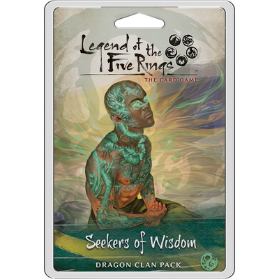 Legend of the Five Rings: The Card Game - Seekers of Wisdom product-item1