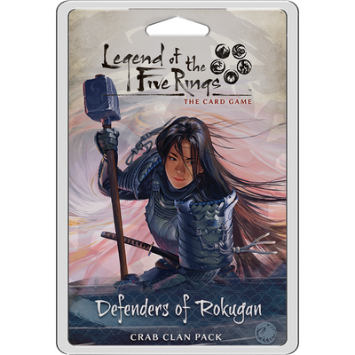 Legend of the Five Rings: The Card Game - Defenders of Rokugan product-item1