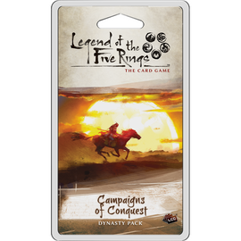 Legend of the Five Rings: The Card Game - Campaigns of Conquest