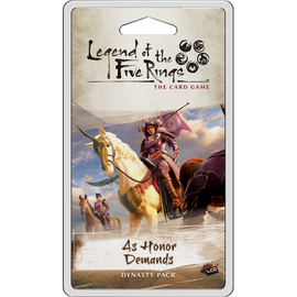 Legend of the Five Rings: The Card Game - As Honor Demands
