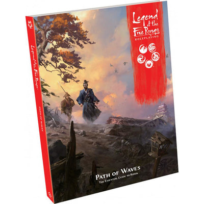 Legend of Five Rings RPG: Path of Waves Sourcebook product-item1