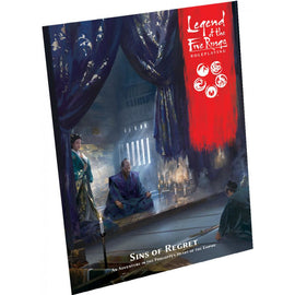 Legend of Five Rings RPG: Sins of Regret Adventure Book