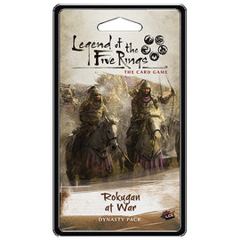 Legend of the Five Rings: The Card Game - Rokugan at War