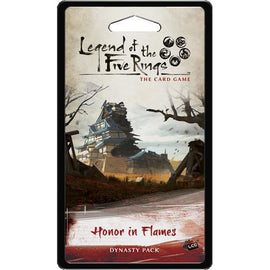 Legend of the Five Rings: The Card Game - Honor in Flames