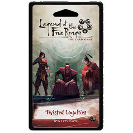 Legend of the Five Rings: The Card Game - Twisted Loyalties