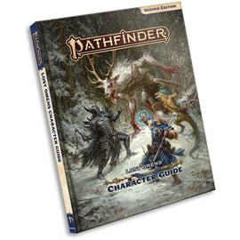 Pathfinder 2nd Edition: Lost Omens Character Guide