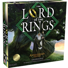The Lord of the Rings: The Board Game - Anniversary Edition