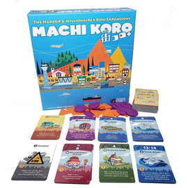 Machi Koro - 5th Anniversary Edition Expansions