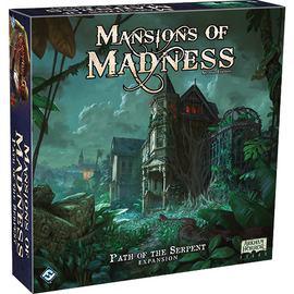 Mansions of Madness Second Edition: Path of the Serpent
