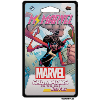 Marvel Champions: The Card Game - Ms. Marvel Hero Pack product-item1