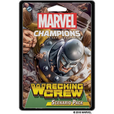 Marvel Champions: The Card Game - The Wrecking Crew Scenario Pack product-item1