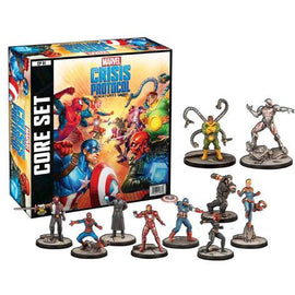 Marvel: Crisis Protocol Miniatures Game - Core Set