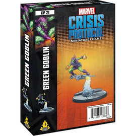 Marvel: Crisis Protocol Miniatures Game - Green Goblin Character Pack