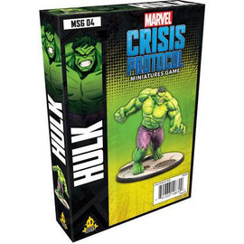 Marvel: Crisis Protocol Miniatures Game - Hulk Character Pack