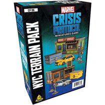 Marvel: Crisis Protocol Miniatures Game - NYC Terrain Pack