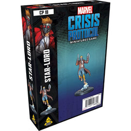 Marvel: Crisis Protocol Miniatures Game - StarLord Character Pack