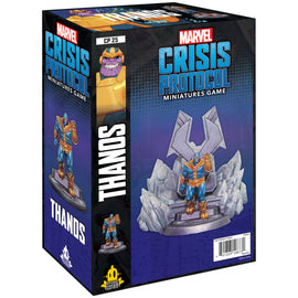 Marvel: Crisis Protocol Miniatures Game - Thanos Character Pack