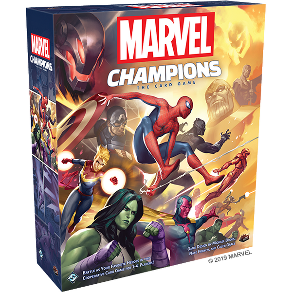 Marvel Champions: The Card Game - Core Set product-item1