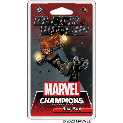 Marvel Champions: The Card Game - Black Widow Hero Pack product-item1