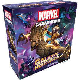 Marvel Champions: The Card Game - The Galaxy's Most Wanted