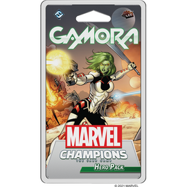 Marvel Champions: The Card Game - Gamora Hero Pack