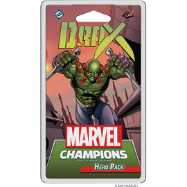 Marvel Champions: The Card Game - Drax Hero Pack