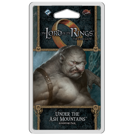 The Lord of the Rings: The Card Game - Under the Ash Mountains